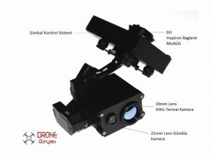 Drone Dünyası Termal Kamera
