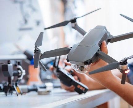 DJI Drone Servis Firması Ve DJI Drone Servislerinin Önemi