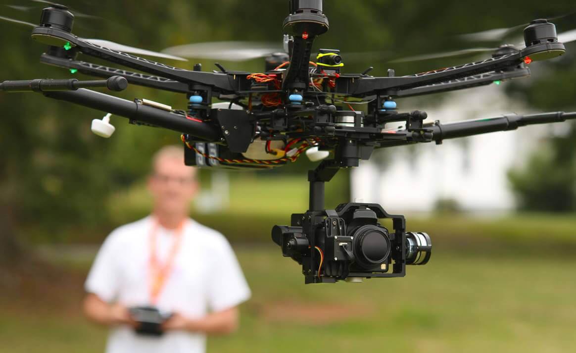 DJI Dronla Çekim Keyfini mi Yaşayamak İstiyosanız !