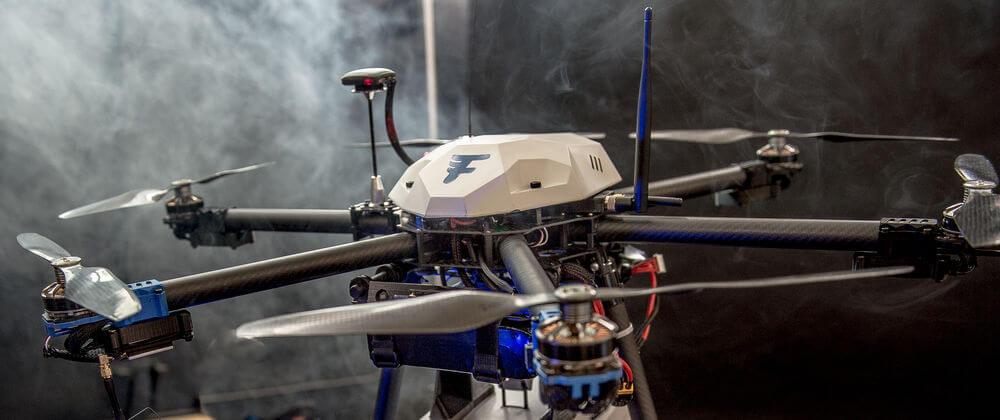 DJI Drone Servisi Çalışma Mantığı Hakkında Bilgiler