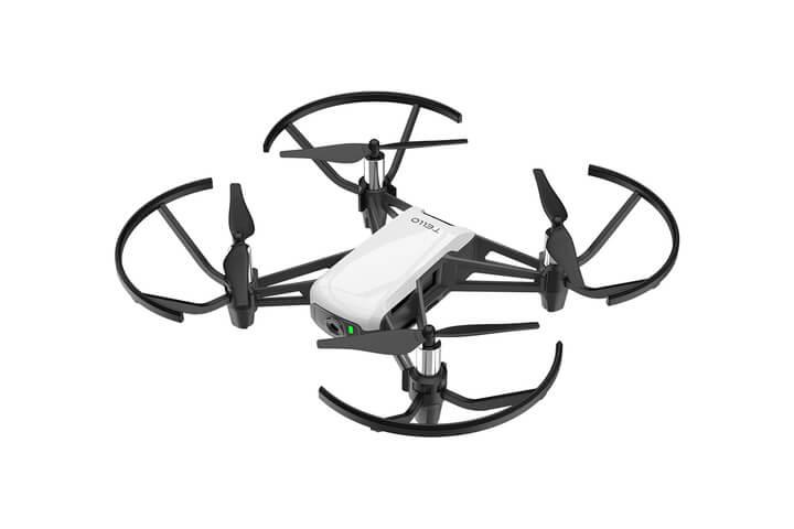 DJI Markasının Mini Drone Modeli Tello Drone Sevenlerin Karşısında !