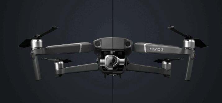 DJI Mavic 2 Pro ile DJI Mavic Zoom Drone Modeli Karşılaştırması