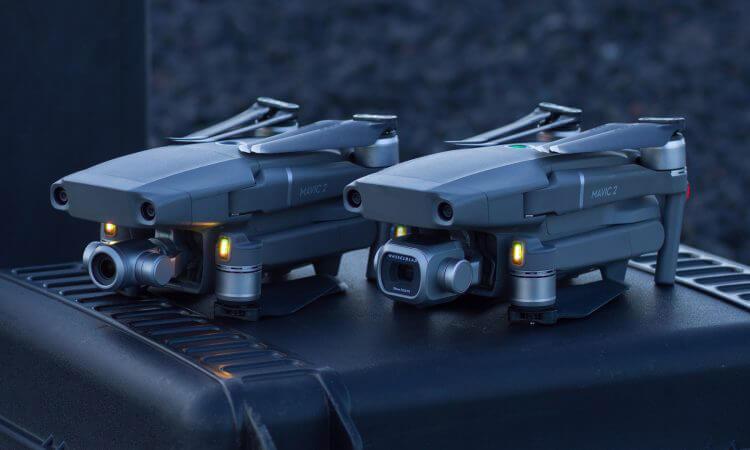 DJI Mavic 2 Pro Drone -Mavic 2 Pro Hasselblad Kamerası