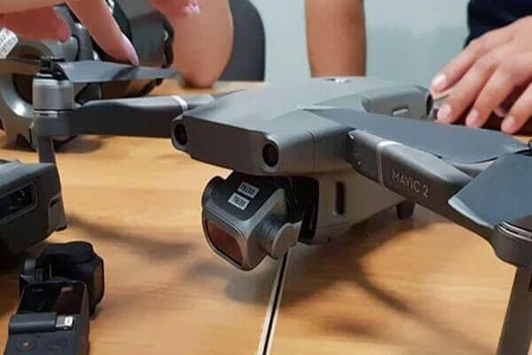 DJI Mavic 2 Pro Drone Piyasasına Gümbür Gümbür Geliyor !
