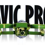 DJI Mavic Pro Plantinum 2