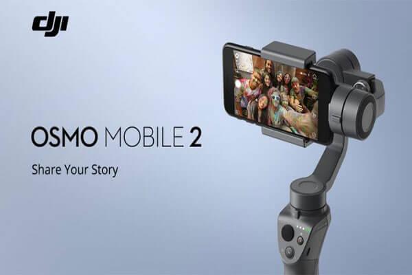 DJI Osmo Mobile 2 Ve Osmo Mobile 2 Teknik Özellikleri