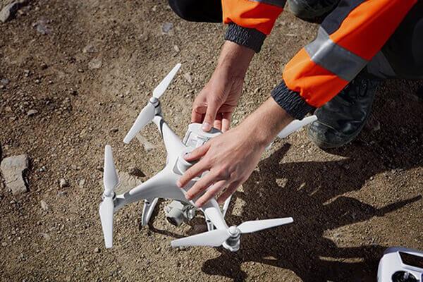DJI Phantom 4 RTK Drone Ve Özellikleri Nelerdir ?
