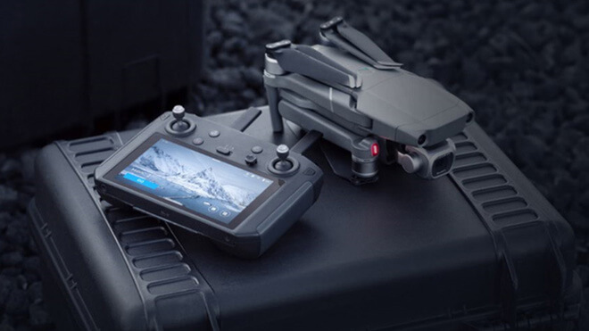 DJI Smart Controller Piyasaya Sürüldü ! Smart Controller Teknik Özellikleri