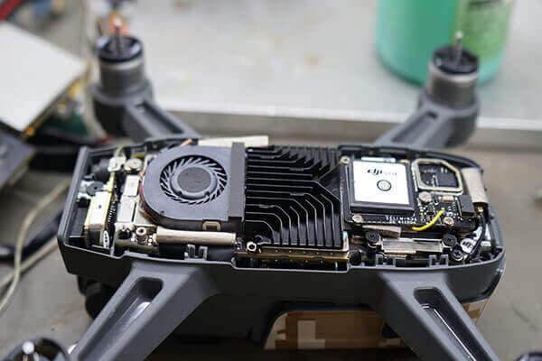 DJI Teknik Servis Ve Drone Kazalarının Nedenleri ?