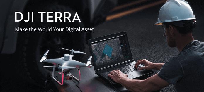 Yeni DJI Terra tanıtımı yapıldı ! İşte DJI Terra 'nın  Özellikleri