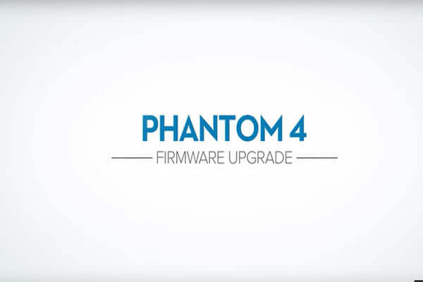DJI Yetkili Servis İle Phantom 4 Firmware Güncelleme