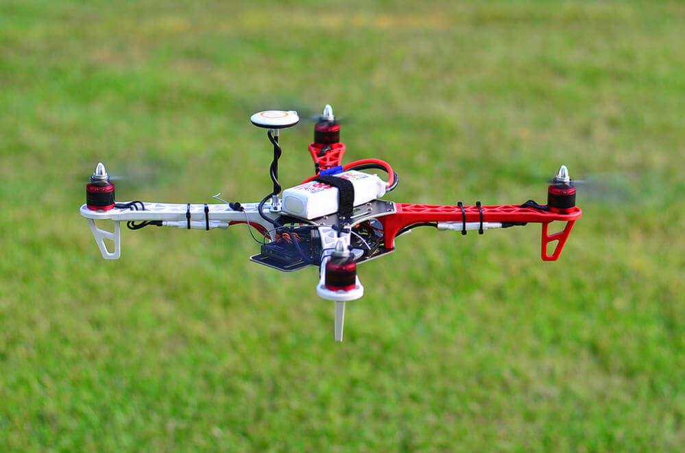 Drone Çalışma Prensibi Ve Drone Kullanım Alanlarından Bazıları