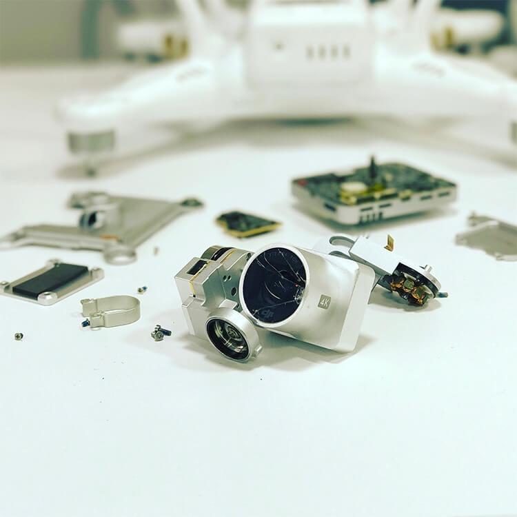 Drone Teknik Servis Bakımı Ve Drone Onarımı Hakkında