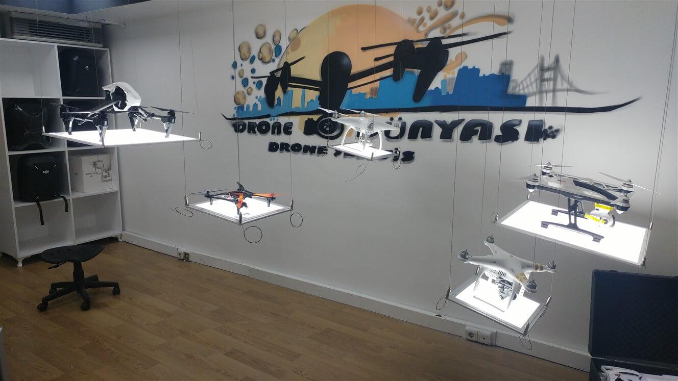 Drone Kullanım Alanları Hakkında Merak Edilenler