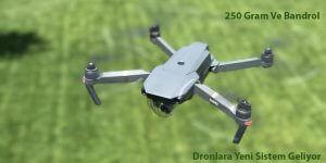Drone Kullanıma Yeni Düzenleme
