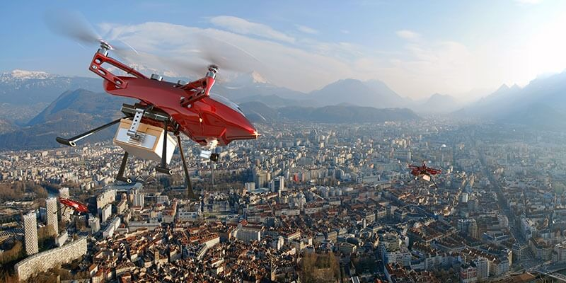Drone Servis Hizmetinin Taşıması Gereken Nitelikler Nelerdir