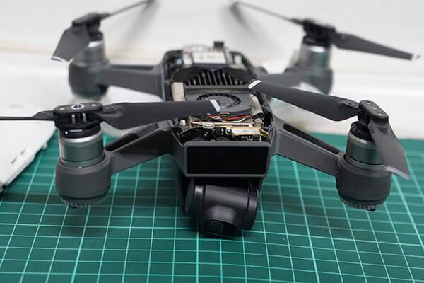 DJI Spark Güncellemesi Nasıl Yapılır ? Drone Güncelleme