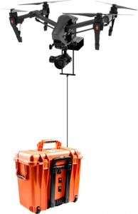 Kablolu Drone