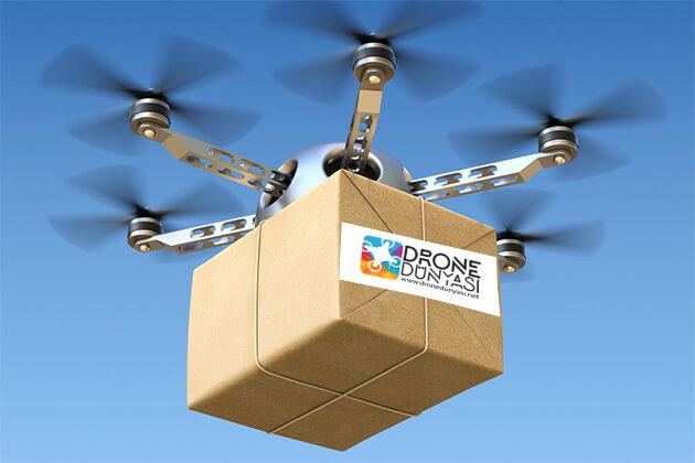 Kargo Drone Taşımacılığında Yeni Dönemi Başlıyor !