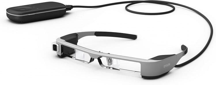 Epson Moverio BT 300 Ve DJI GOGGLES Gözlüğü