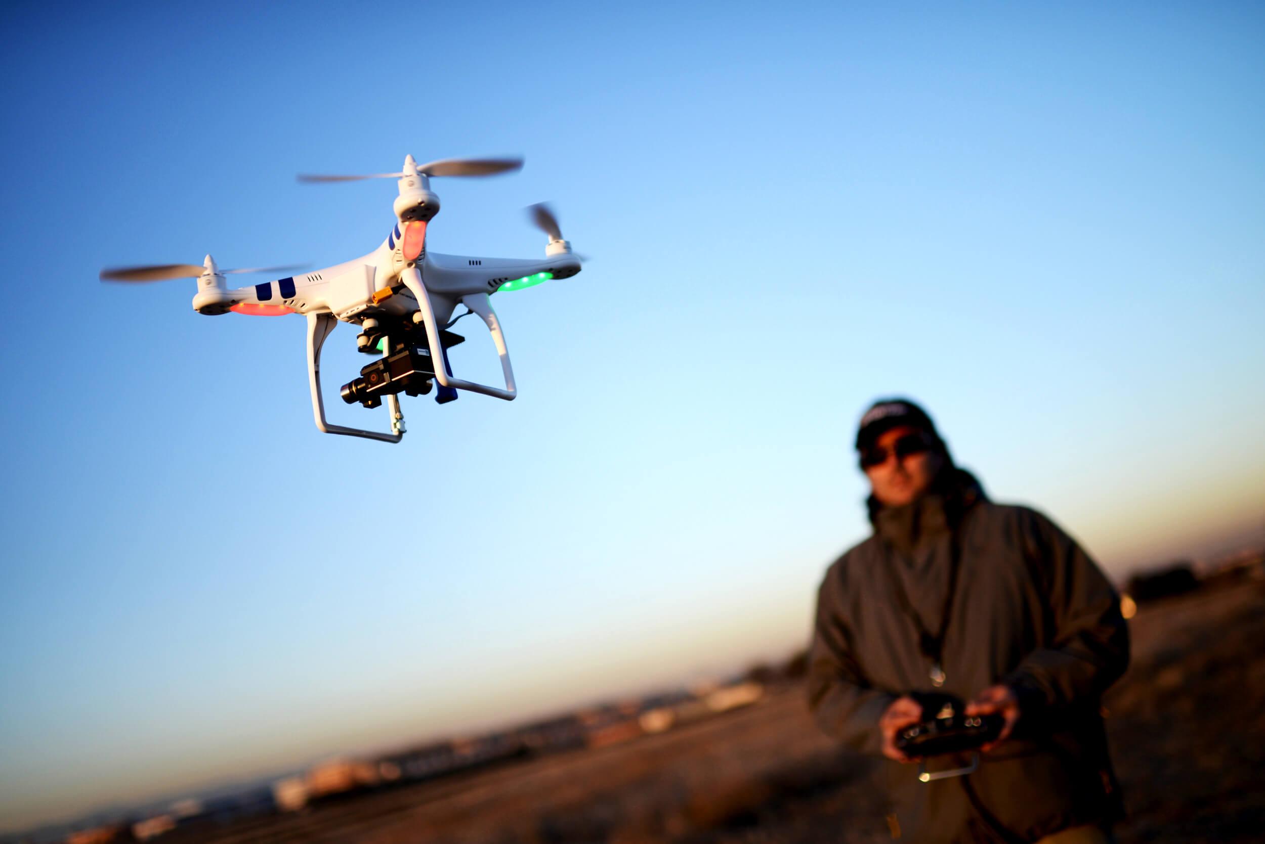 Yeni Başlayanlar İçin Drone Teknolojisi ve Drone Servisi