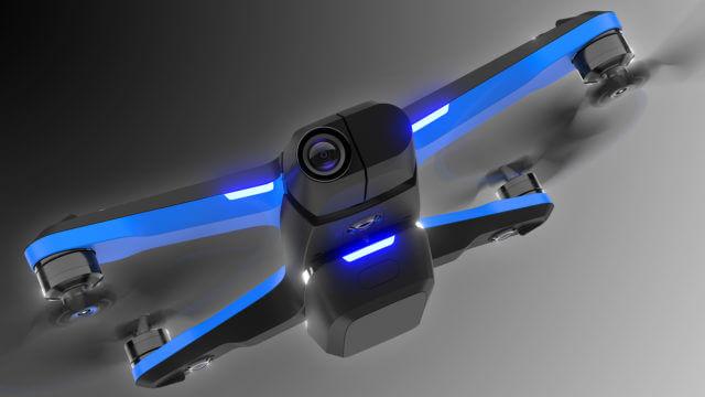 Yapan Zeka Tarafından Yönlendirilen Skydio 2 Drone !