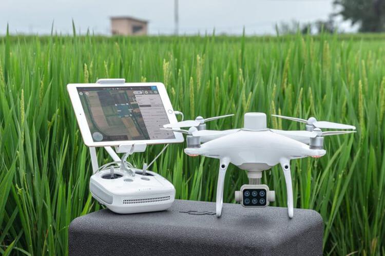 DJI Phantom 4 Multispectral Drone Özellikleri Ve Satış Fiyatı !