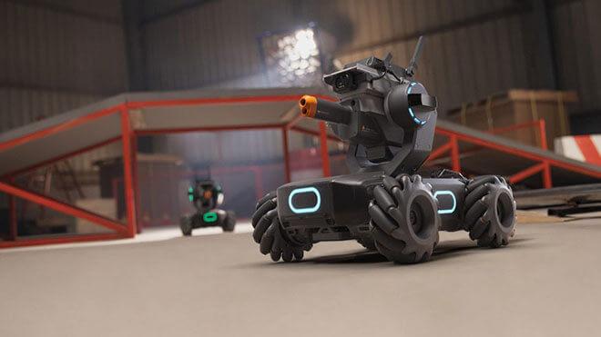 DJI RoboMaster S1  ,Yeni Kodlama Öğreten Robot